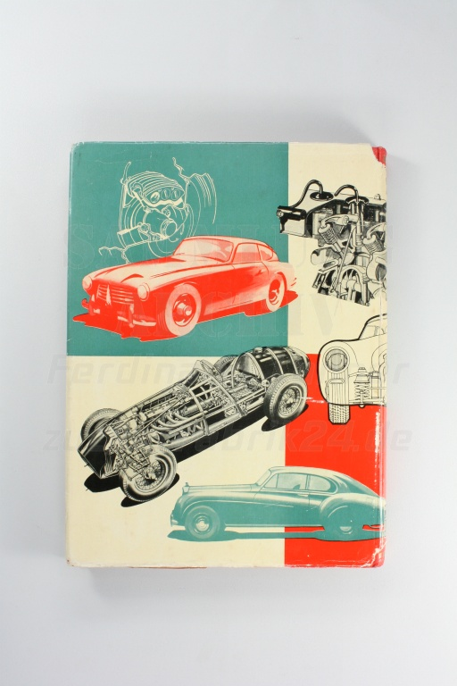 The Motor - Yearbook 1953